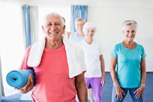 Yoga for seniorer